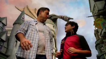 Universal Orlando Resort TV Spot, 'One Thing to Say' - Thumbnail 8