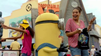 Universal Orlando Resort TV Spot, 'One Thing to Say' - Thumbnail 9