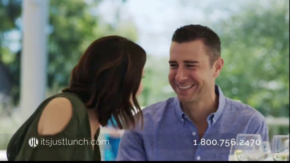 It's Just Lunch TV Commercial, 'Life Together'