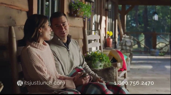 It's Just Lunch TV Spot, 'Life Together' - Thumbnail 9