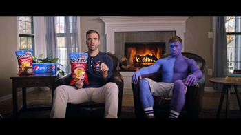 Pepsi & Tostitos Super Bowl 2017 Teaser, 'Party Poopers' Feat. Joe Flacco - Thumbnail 7
