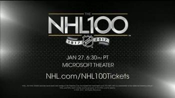The National Hockey League TV Spot, '2017 NHL100: Microsoft Theater' - Thumbnail 10