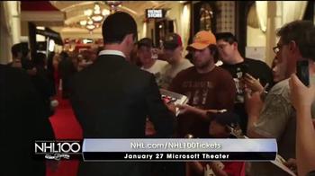 The National Hockey League TV Spot, '2017 NHL100: Microsoft Theater' - Thumbnail 6