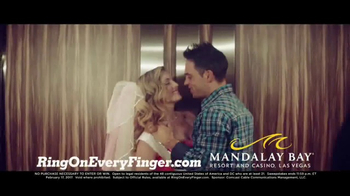 LoCash's Ring on Every Finger Sweepstakes TV Spot, 'Vegas Wedding' - Thumbnail 6