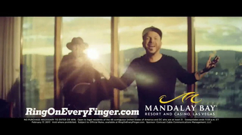 LoCash's Ring on Every Finger Sweepstakes TV Spot, 'Vegas Wedding' - Thumbnail 7