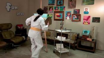 Chili's Smokehouse Combo TV Spot, 'Adult Swim: Fun Arts: Working on Combos' - Thumbnail 5