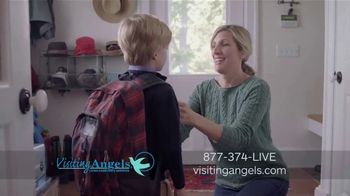 Visiting Angels TV Spot, 'We All Wear Many Hats'