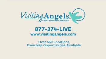Visiting Angels TV Spot, 'We All Wear Many Hats' - Thumbnail 7