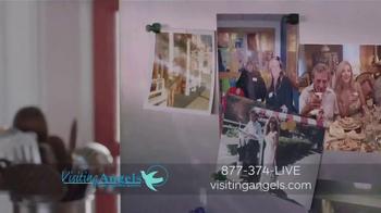 Visiting Angels TV Spot, 'We All Wear Many Hats' - Thumbnail 2