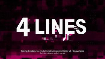 T-Mobile One TV Spot, 'Pests' - Thumbnail 7
