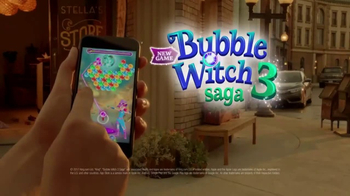 Bubble Witch 3 Saga TV Spot, 'Owl' Song by Iggy Pop - Thumbnail 7