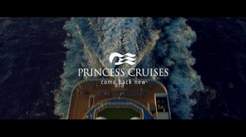 Princess Cruises TV Spot, 'Extraordinary Moments' - Thumbnail 8