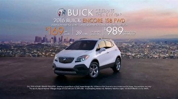2016 Buick Encore TV Spot, 'Borrow the Buick' Song by Matt & Kim [T1] - Thumbnail 9