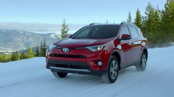 Toyota TV Spot, 'Winter Wonderland' [T2] - Thumbnail 1