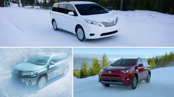 Toyota TV Spot, 'Winter Wonderland' [T2] - Thumbnail 2