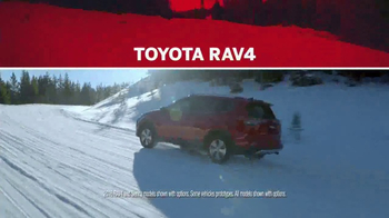 Toyota TV Spot, 'Winter Wonderland' [T2] - Thumbnail 3