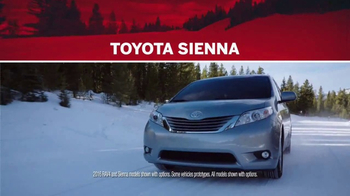 Toyota TV Spot, 'Winter Wonderland' [T2] - Thumbnail 4