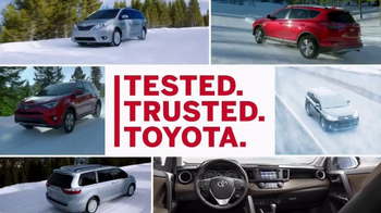 Toyota TV Spot, 'Winter Wonderland' [T2] - Thumbnail 6