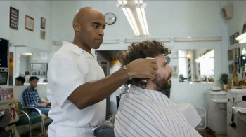 GEICO TV Spot, 'Tiki's Barber Shop: It's Not Surprising' Feat. Tiki Barber - 7102 commercial airings