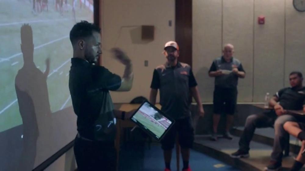 Microsoft TV Commercial, 'Football, Teamwork & Technology: CA School'