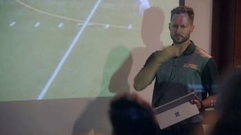 Microsoft TV Spot, 'Football, Teamwork & Technology: CA School' - Thumbnail 3
