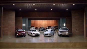 Chevrolet TV Spot, 'More Awards' [T1] - Thumbnail 9