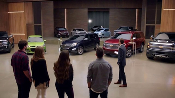 Chevrolet TV Spot, \'More Awards\' [T1]