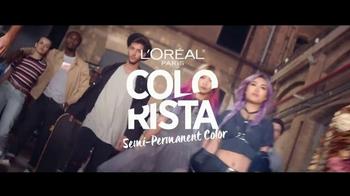 L'Oreal Paris Colorista TV Spot, 'Try It, Wear It, Wash It Out' - Thumbnail 5