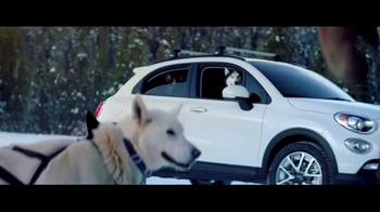 2017 FIAT 500X Crossover TV Spot, 'Dogsled' Song by The Stooges [T1] - Thumbnail 7