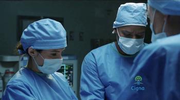 Cigna TV Spot, 'TV Doctors: Hospital Romance' Feat. Patrick Dempsey - Thumbnail 2