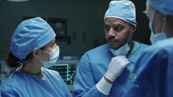 Cigna TV Spot, 'TV Doctors: Hospital Romance' Feat. Patrick Dempsey - Thumbnail 3