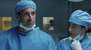 Cigna TV Spot, 'TV Doctors: Hospital Romance' Feat. Patrick Dempsey - 322 commercial airings