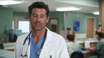 Cigna TV Spot, 'TV Doctors: Hospital Romance' Feat. Patrick Dempsey - Thumbnail 8