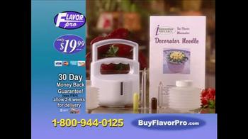 Flavor Pro TV Spot, 'Flexible Flavorizer' - Thumbnail 9