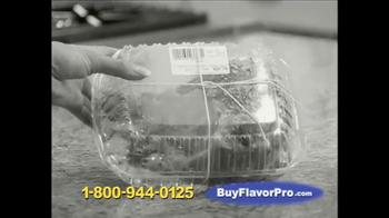 Flavor Pro TV Spot, 'Flexible Flavorizer' - Thumbnail 7