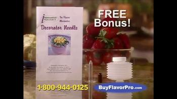 Flavor Pro TV Spot, 'Flexible Flavorizer' - Thumbnail 8