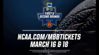 NCAA TV Spot, '2017 Men's College Basketball Championship: Key Bank Center' - Thumbnail 5