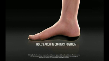 Copper Fit Balance TV Spot, 'Foot Support' Featuring Brett Favre - Thumbnail 4