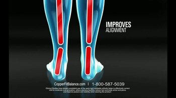 Copper Fit Balance TV Spot, 'Foot Support' Featuring Brett Favre - Thumbnail 6