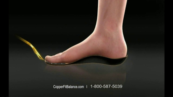 Copper Fit Balance TV Spot, 'Foot Support' Featuring Brett Favre - Thumbnail 8