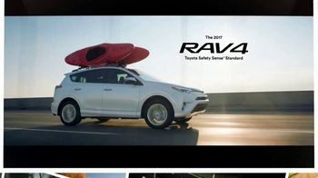 2017 Toyota RAV4 TV Spot, 'Inner City Outdoors' - Thumbnail 8