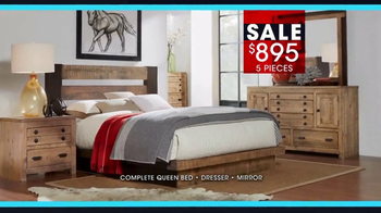 Rooms to Go January Clearance Sale TV Spot, 'Bedroom Styles' - Thumbnail 6