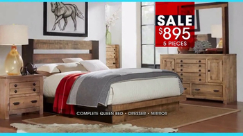 Rooms to Go January Clearance Sale TV Spot, 'Bedroom Styles' - Thumbnail 7