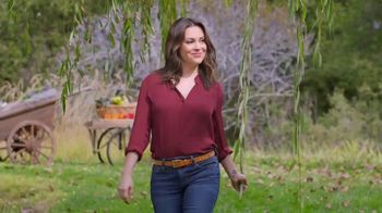 Atkins Harvest Trail Bars TV Spot, 'Happy Weight' Featuring Alyssa Milano - 1147 commercial airings