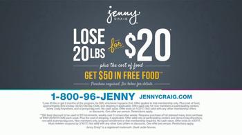 Jenny Craig TV Spot, 'Tim's Success Story' - Thumbnail 9
