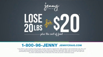 Jenny Craig TV Spot, 'Tim's Success Story' - Thumbnail 1