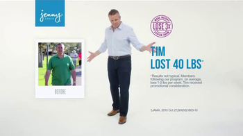 Jenny Craig TV Spot, 'Tim's Success Story' - Thumbnail 2