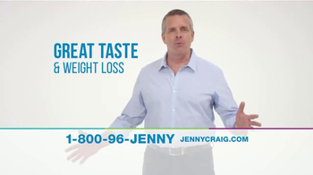 Jenny Craig TV Spot, 'Tim's Success Story'