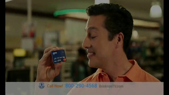 Brink's Prepaid MasterCard TV Spot, 'Peace of Mind' - Thumbnail 1