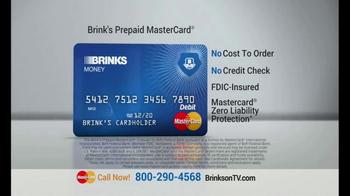 Brink's Prepaid MasterCard TV Spot, 'Peace of Mind' - Thumbnail 10